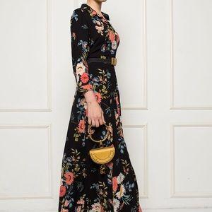 Zara floral maxi